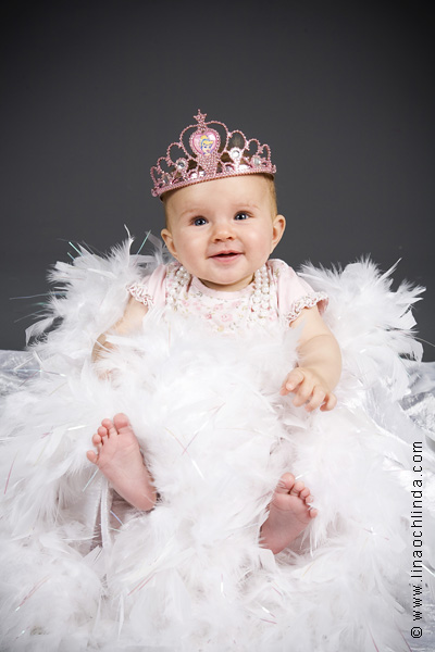 Babyfotografering med Nova