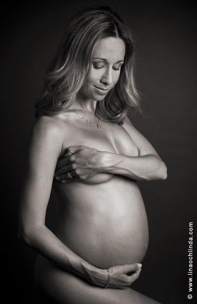 Gravidfotografering Rosita