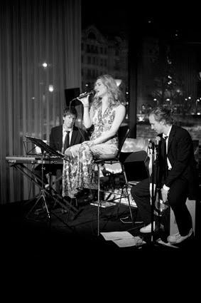Hanna Norman sjunger