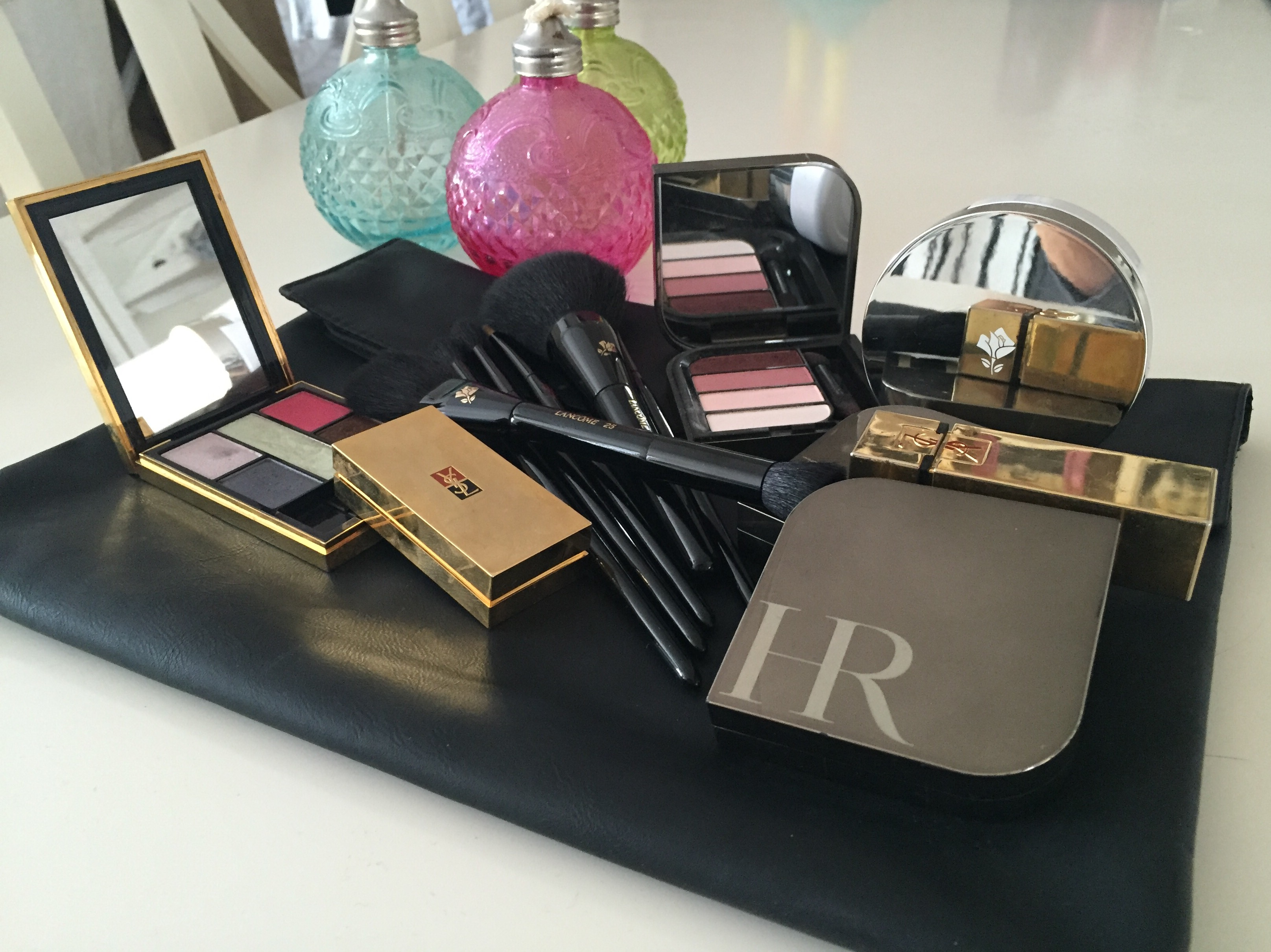 makeupkurs makeup Lancome Ysl
